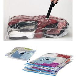1 Space Saver Saving Storage Bag Vacuum Seal Compressed Orga