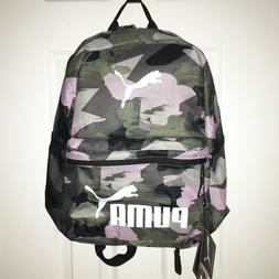 "Puma 18.5"" Backpack - Pink Camo"