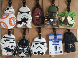 18 Styles New Star Wars Luggage Tag Travel Suitcase Baggage