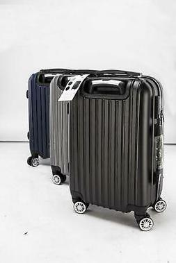 "20"" Hardshell Travel Bag Lightweight Carry-on Spinner Luggag"