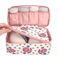 2019 New <font><b>Travel</b></font> Bra Underwear Organizer