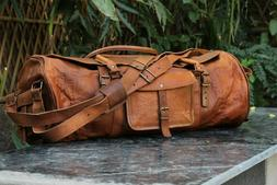 30 men s waxed leather vintage duffle