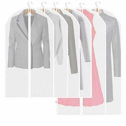 6x Large Suit Travel Bag Garment Bag Long Dress Hanging Clot