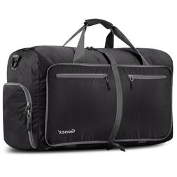 Gonex 80L Travel Duffle Bag Foldable Tear Resistant Carry-On