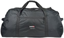 Chinook Overload Duffel Bag, Black, 30-Inch