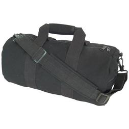 Fox Outdoor Products Canvas Roll Bag, Black, 9 x 18-Inch