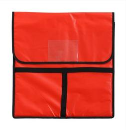 New Star 50097 Insulated Pizza Delivery Bag, 20 by 20 by 5-I