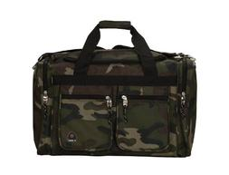 One Size Camo Rockland Luggage 19 inch Tote Bag
