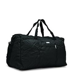 Samsonite Foldaway Medium Duffel Bag, Black