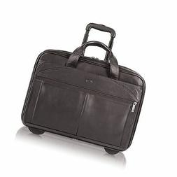 Wholesale CASE of 2 - US Luggage SOLO Classic Lthr Rolling L