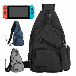 Backpack Crossbody Travel Bag For Nintendo Switch Console Jo