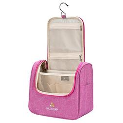 Cosmetic Travel Bag Hanging Toiletry Organizer - Women Large