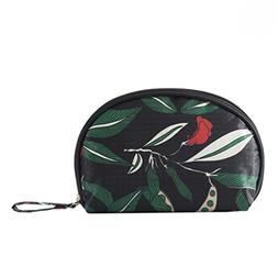 Taiguang Women's Makeup Bag Travel Cosmetic Storage Pouch Ca