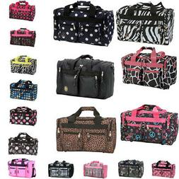 "Rockland Bel-Air 18"" Carry-On Tote Duffle Bag"