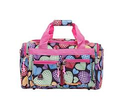 Rockland Bel-Air 18 Carry-On Tote Duffle Bag - New Heart