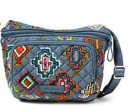 Vera Bradley Belt Bag Painted Medallion Signature Cotton