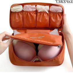 SAFEBET Brand Bra Underwear Women Organizers <font><b>Travel