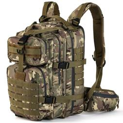 Bug Out Bag Military Tactical Backpack Assault Army Molle Hi