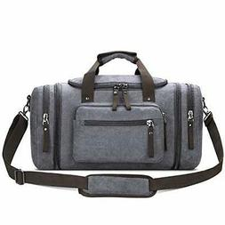 canvas duffel bag small carry on bag