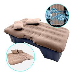 HIRALIY Car Inflatable Mattress Portable Travel Camping Air