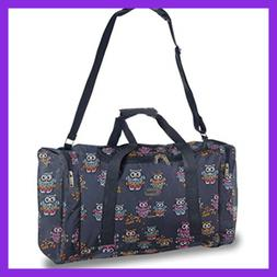 carry on lightweight travel duffel hand luggage