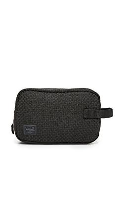 Herschel Supply Co. Women's Chapter Cosmetic Case, Black, On
