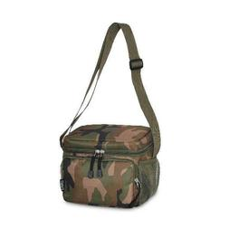 Cooler/Lunch Pattern Bag, Woodland Camo