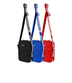 Supreme Crossbody SS18 Messenger Shoulder Bag Streetwear