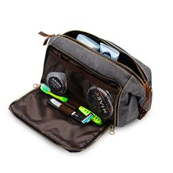 Habitoux -DOPP Kit Mens Toiletry Travel Bag YKK Zipper Canva