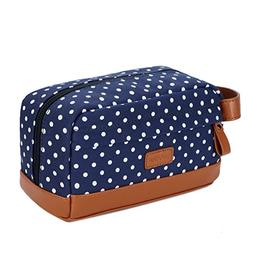 BAOSHA XS-01 Canvas Toiletry Bag Shaving Dopp Case Cosmetic