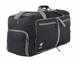 "Bago 27"" Duffle Bag for Men & Women - 80L Packable Travel Du"
