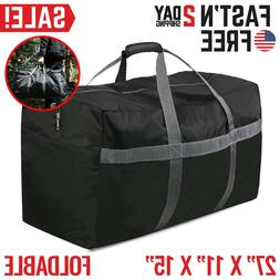 Duffle Bag Travel Mens Womens Overnight Sports Gym Large Wee