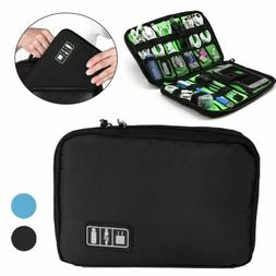 Electronic Accessories Cable Organizer Bag Travel USB Charge