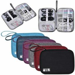 Electronic Organizer Travel Cable Accessories Cases Storage