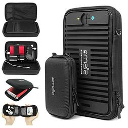 Sisma Travel Electronics Organizers Universal Carrying Cases