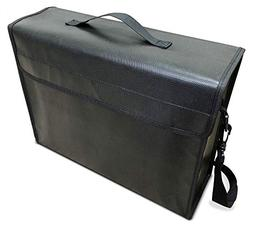 Large  Fireproof Bag 2000°F for Documents and Money by Slay