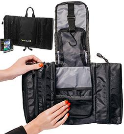 FLASH SALE Compact Hanging Toiletry Dopp Kit by FusionTrek f