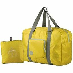 "18"" Foldable Duffle Bag 30L for Travel Gym Sports Lightweigh"