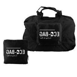 Foldable Lightweight Travel Duffel Bag Luggage for Sports Gy