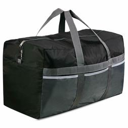 Foldable Travel Duffle Bag XLarge 100L for Men Women Lightwe