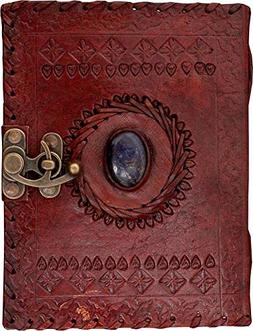 Genuine Leather Diary | Notebook | Travel Journal | Leather