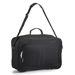 Hand Carry Travel Luggage Flight Duffle Bag Underseat Durabl