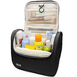 Hanging Toiletry Bag, Airlab Large Cosmetic Bag with Handle
