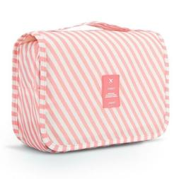 Mossio Hanging Toiletry Bag Cosmetic Makeup Travel Organizer