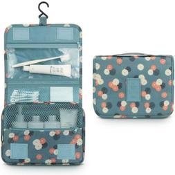 Mossio Hanging Toiletry Bag Large Cosmetic Makeup Travel Org