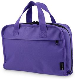 Hanging Toiletry Bag & Cosmetic Organizer - Large Size, See-