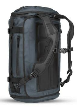 HEXAD Carryall Travel Duffel Bag with Removable Backpack Str
