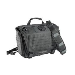 OneTigris HU Tactical Laser-cut MOLLE Messenger Bag Outdoor