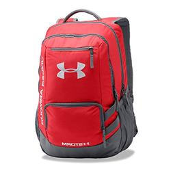 Under Armour® Hustle Red Backpack