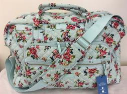 iconic weekender travel bag water bouquet